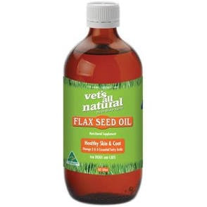 VAN FLAX SEED OIL 500ML