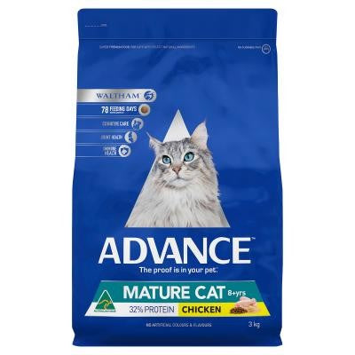 ADV CAT MATURE 3KG