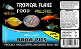 TROPICAL FLAKE FOOD 100G