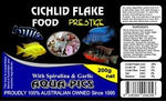 CICHLID FLAKE FOOD 100G