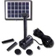 REEFE SOLAR PUMP & FOUNTAIN KIT W SOLAR PANEL 175LPH
