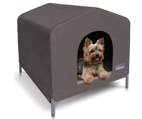 CABANA DOG HOUSE CAPPUCCINO XS