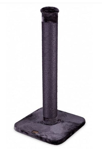 KAZOO SCRATCH POST CHARCOAL LARGE