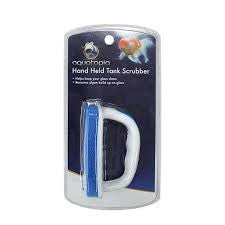 AT HAND HELD TANK SCRUBBER