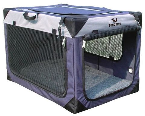 BONO SOFT KENNEL XS 50X33X30CM