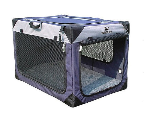 BONO SOFT KENNEL M 75X50X45CM