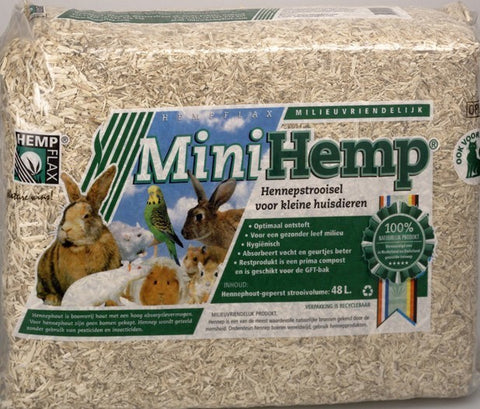 OZ HEMP MINI 48L BALE