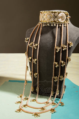 Star studded Necklace Set