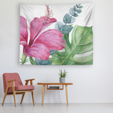 Riviera Floral Tapestry