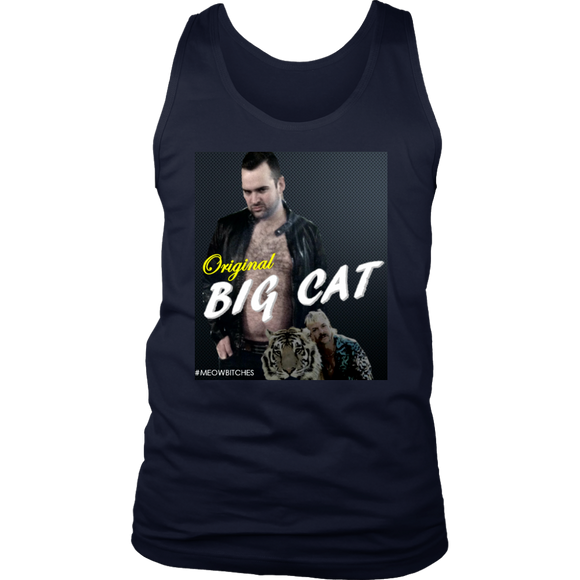 OG Big Cat Men's Tank
