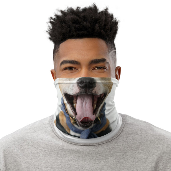 Dog Face Neck Gaiter
