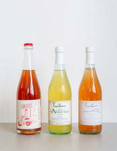 PET NAT PACK / Sparkling Natural Wines / 3 Bottles