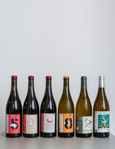 JURA NATURAL WINE BOX / Jura, France / Mixed 6 Bottles