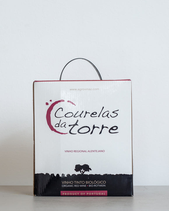 COURELAS DA TORRE Bag In A Box 3 L. 2020 / Alentejo, Portugal