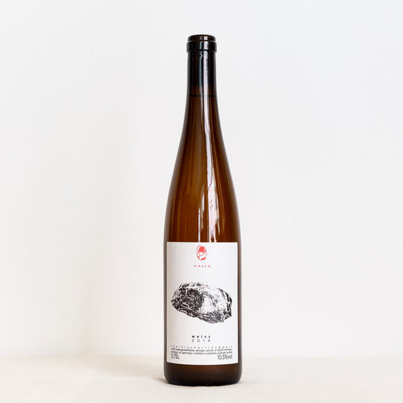 MARTIN WÖRNER Weiss 2018 / White Natural wine Germany wine bar ladidadiwines