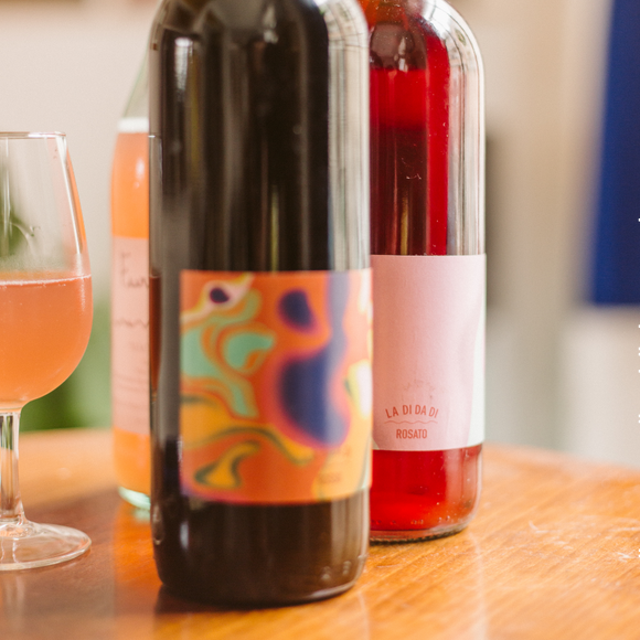 Monthly Natural Wine Subscription, 12 Bottles