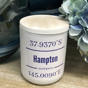 Hampton Candle - True North Candle Collective
