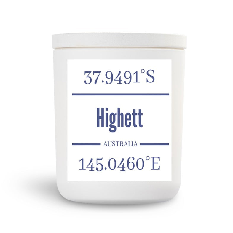 Highett Candle - True North Candle Collective