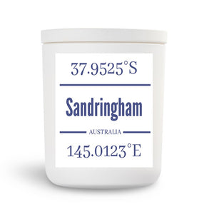 Sandringham Candle - True North Candle Collective
