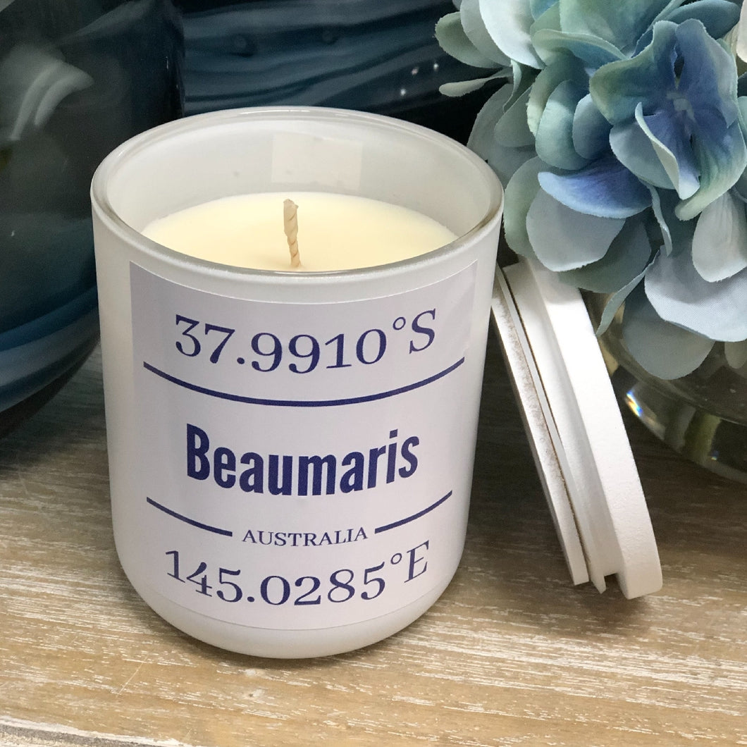 Beaumaris Candle - True North Candle Collective