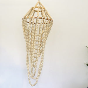 Decorative Beaded Chandelier