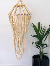 Load image into Gallery viewer, Decorative Beaded Chandelier