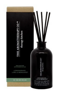 Lemongrass Lime & Bergamot Diffuser - Therapy Kitchen