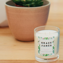 Load image into Gallery viewer, Succulent Candle