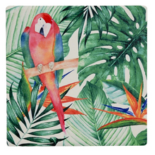 Load image into Gallery viewer, Coaster set - Tropical Bird