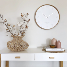 Load image into Gallery viewer, Freya Wall Clock 35cm