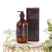 Load image into Gallery viewer, Mandarin Basil & Lime Hand & Body Wash