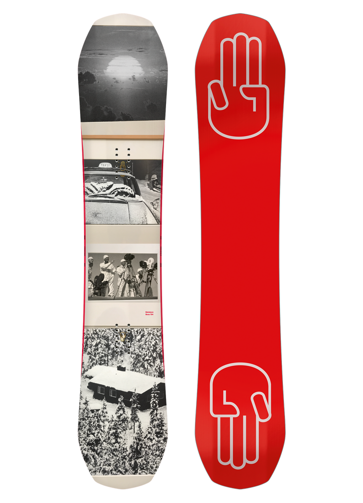 Bataleon Boss Snowboard 2019 - 2020 product image by Bataleon Snowboards