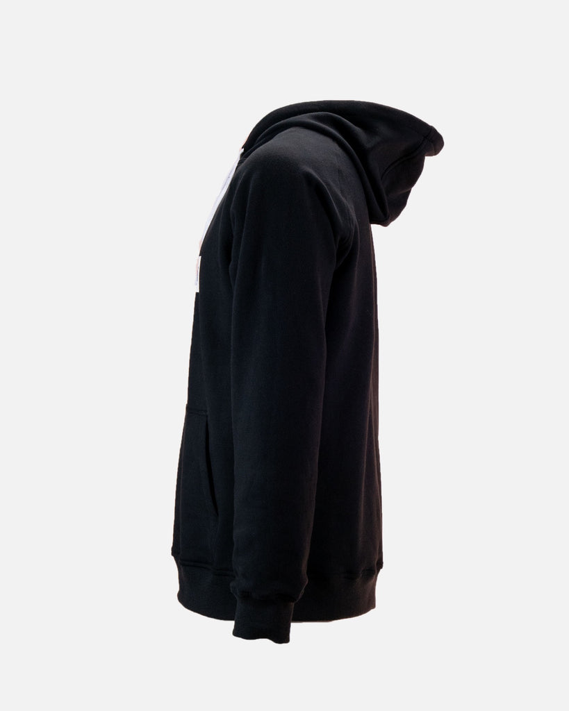 Bataleon Logo Hoodie Black Product image from the left by Bataleon Snowboards