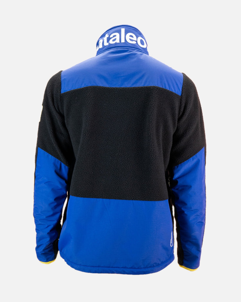Bataleon snowboard fleece shirt Product image from the back by Bataleon Snowboards