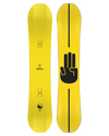 Bataleon Chaser Snowboard 2020 - 2021 product image of a yellow snowboard by Bataleon Snowboards 1