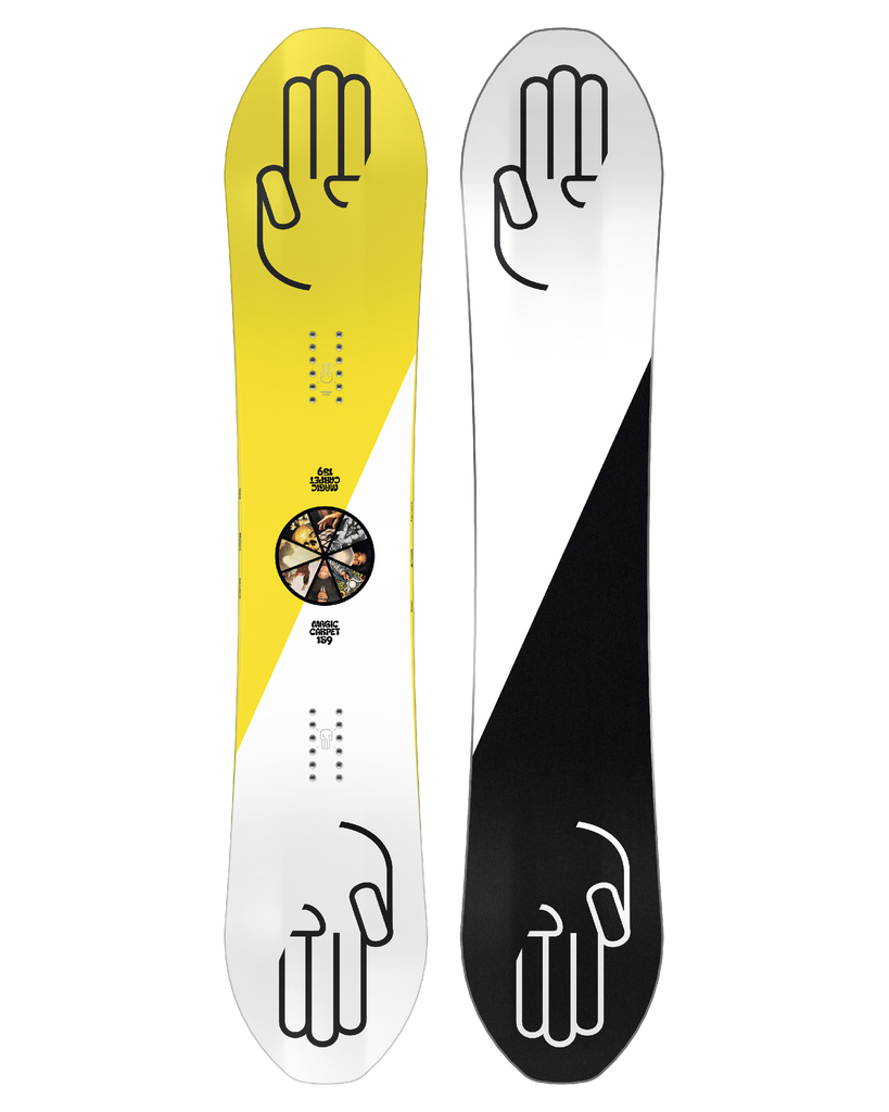 Bataleon Magic Carpet Snowboard 2020 - 2021 product image by Bataleon Snowboards 1