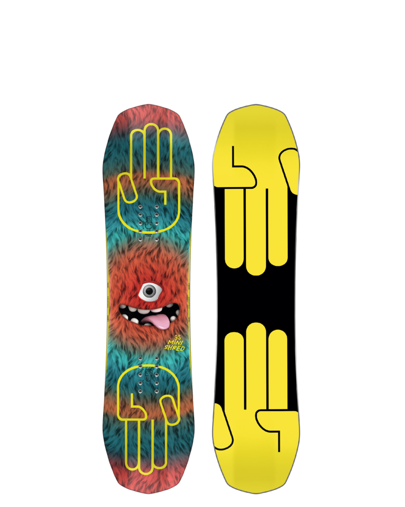 Bataleon Minishred Snowboard 2020 - 2021 product image by Bataleon Snowboards 1