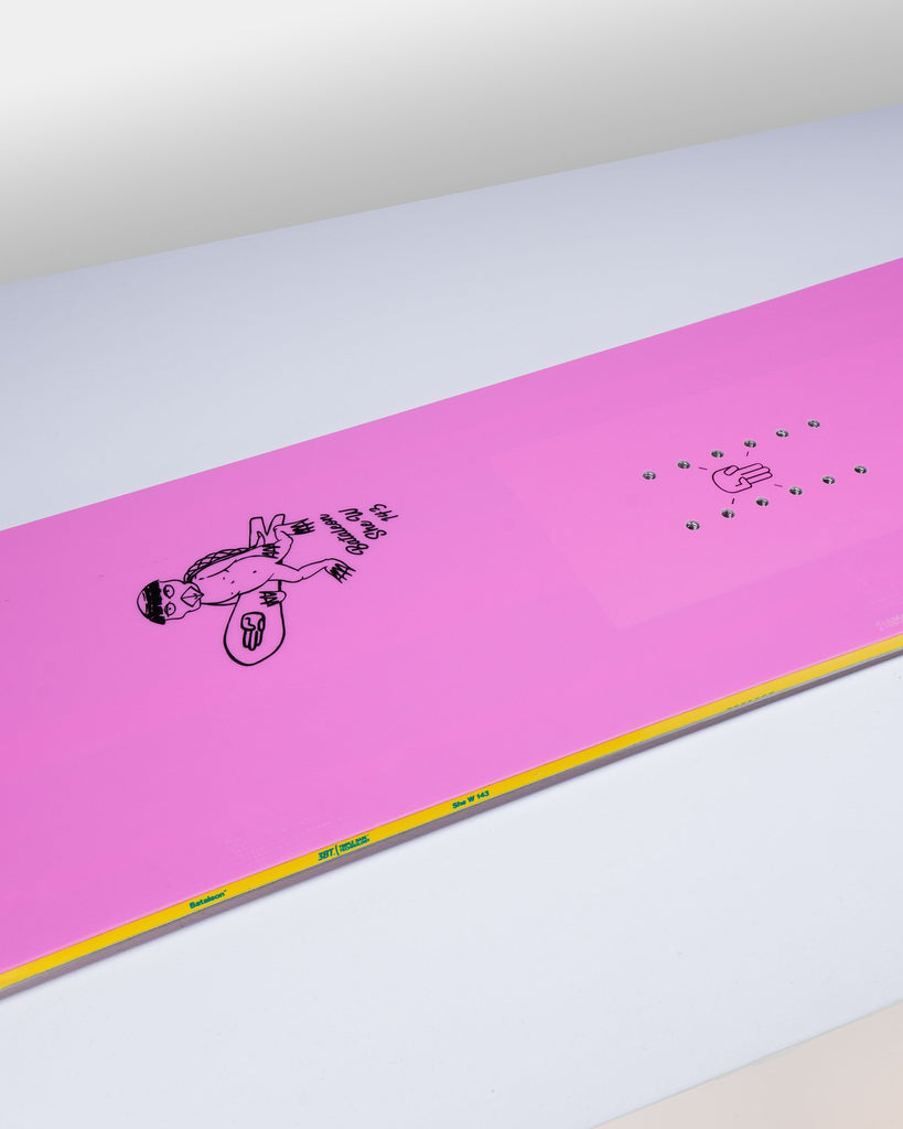 Bataleon She W Snowboard 2020 - 2021 product image by Bataleon Snowboards