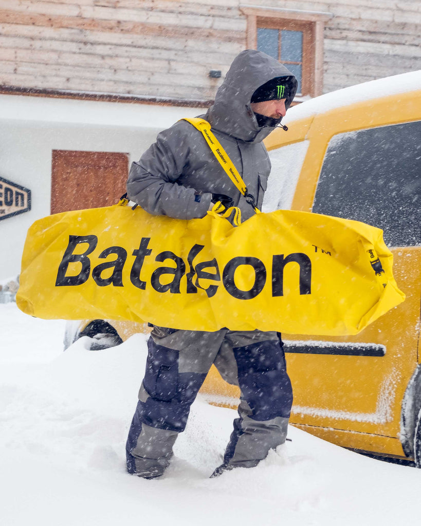 Bataleon getaway yellow snowboard travel bag 2020 - 2021 product image by Bataleon Snowboards 6
