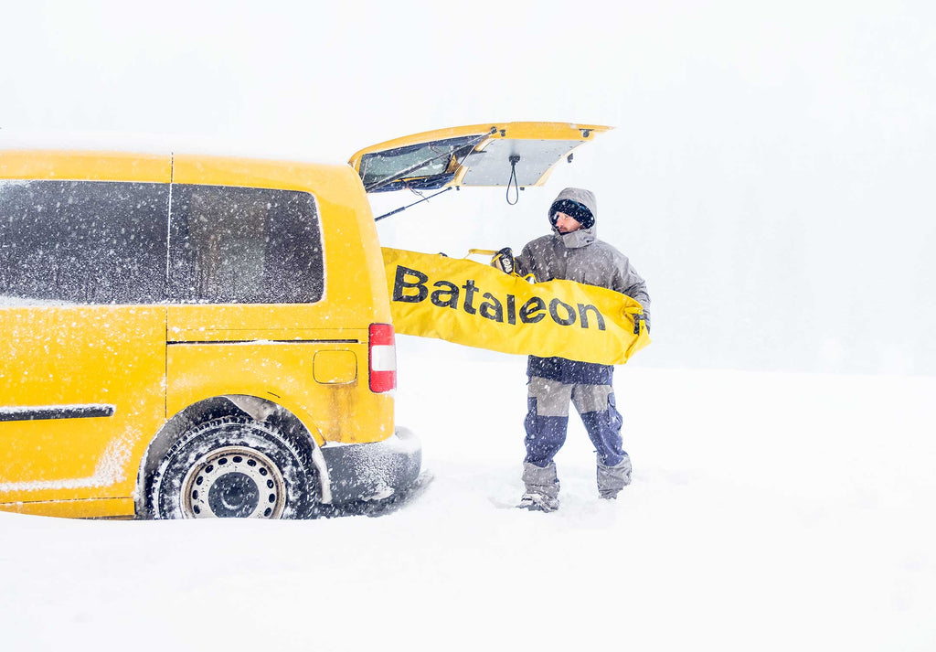 Bataleon getaway yellow snowboard travel bag 2020 - 2021 product image by Bataleon Snowboards 7