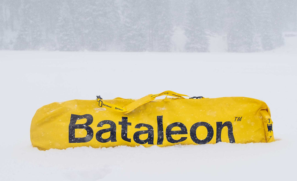 Bataleon getaway yellow snowboard travel bag 2020 - 2021 product image by Bataleon Snowboards 8