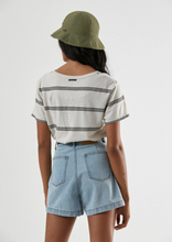 Load image into Gallery viewer, SEVENTY THREES HEMP DENIM SHORT