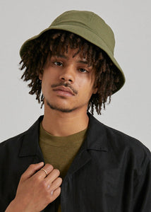 CONGO HEMP BUCKET HAT