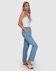 OCEANFRONT DENIM PANT