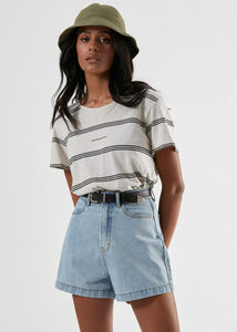 SEVENTY THREES HEMP DENIM SHORT