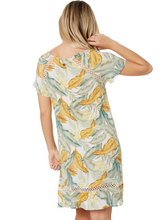 Load image into Gallery viewer, TROPIC SOL TEE DRESS