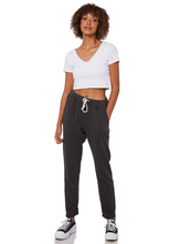 Load image into Gallery viewer, ORGANIC FLEECE TRACK PANT