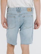 Load image into Gallery viewer, DESTROYED BONES DENIM SHORT