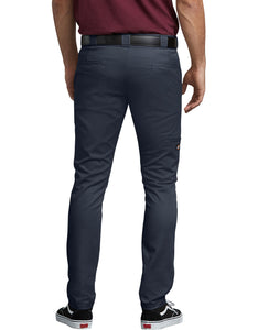 Pant Skinny Straight Double