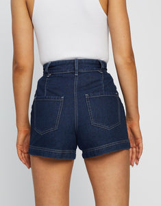 BRIDGETTE DENIM SHORTS